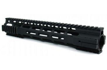 Tacfire Ar15m4 Ultra Slim Style Clamp On Free Float Quad Rails