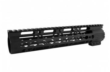 3-Tacfire AR15 Ultra Slim KeyMod Free Float Hand Guard w/Detachable Rails