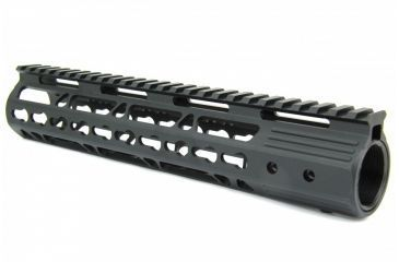 22-Tacfire AR15 Ultra Slim KeyMod Free Float Hand Guard w/Detachable Rails
