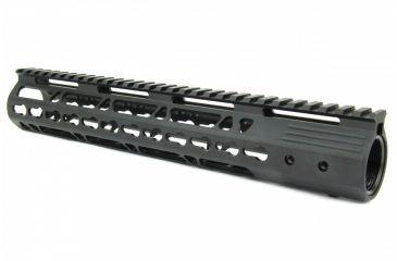 14-Tacfire AR15 Ultra Slim KeyMod Free Float Hand Guard w/Detachable Rails