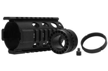 13-TacFire HG-05 2-Piece .308 Free-Float Tube Design AR Handguard
