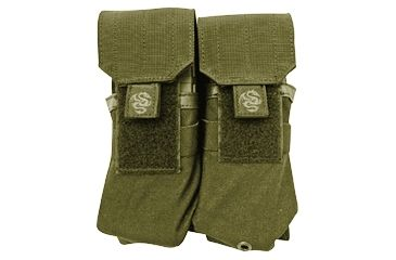 Tacprogear Double Rifle Mag Pouch, Coyote Tan, Coyote P-DRM1-CT
