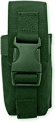 Tacprogear Flashbang Pouch, Single, Olive Drab Green, Olive Drab Green P-FLBG1-OD