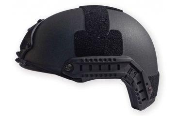 Tacprogear Scout Ballistic Helmet,Standard,Black,Small A-SCOUT1-ST-BK-SM