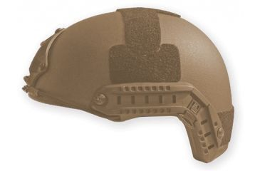 Tacprogear Scout Ballistic Helmet,Standard,Coyote Tan,Small A-SCOUT1-ST-CT-SM