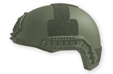 Tacprogear Scout Ballistic Helmet,Standard,OD Green,XL A-SCOUT1-ST-OD-XL