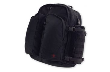 Tacprogear Spec-Ops Assault Pack, Large, Black, Black, Large B-SAP3-BK