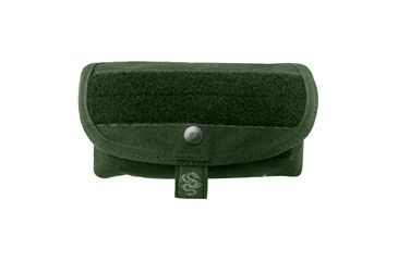 Tacprogear Utility Pouch, Small, Olive Drab Green, Olive Drab Green, Small P-UTYSM1-OD