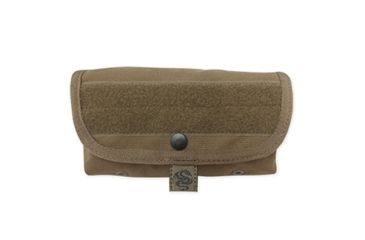 Tacprogear Utility Pouch, Small, Coyote Tan, Coyote, Small P-UTYSM1-CT