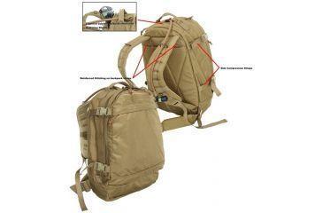 4-Tactical Assault Gear Chaos 3-Day Pack