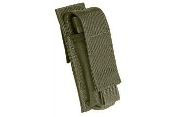 Tactical Assault Gear Duty 2 Battery Flashlight Pouch Ranger Green 812640