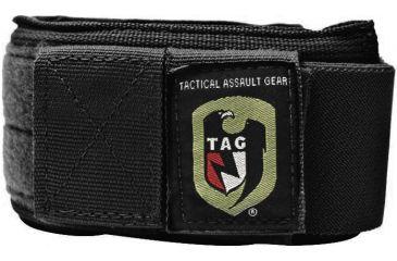 Tactical Assault Gear Duty Aluminum Weapons Catch, Black 811957