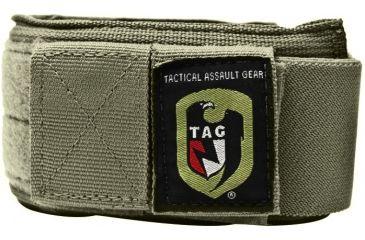 Tactical Assault Gear Duty Aluminum Weapons Catch, Ranger Green 811959