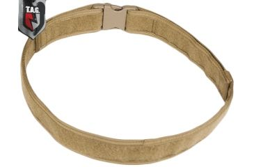 Tactical Assault Gear Duty Belt, Medium 32-37in Waist, Coyote Tan 812541