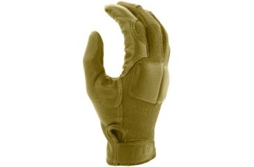 Tactical Assault Gear FR Combat Gloves, XS, Coyote Tan 525797