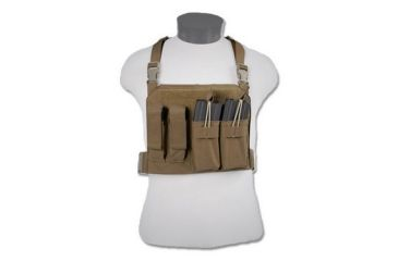 Tactical Assault Gear GO Time Chest Rig, A-TACS 814771