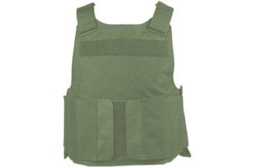 Tactical Assault Gear Havoc Armor Carrier Vest, Large, Ranger Green 812392