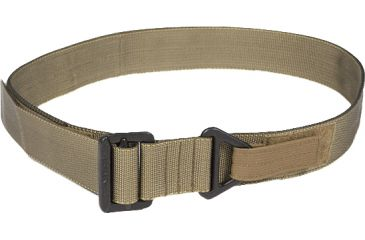 Tactical Assault Gear Heavy Duty Riggers Belt, Extra Large 38-40in Waist, Coyote Tan 812534