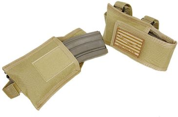 4-TAG M16 Butt Stock Mag (1) Pouch