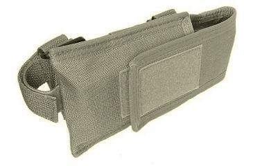 Tactical Assault Gear M4 Butt Stock Single Magazine Pouch, Ranger Green 812655