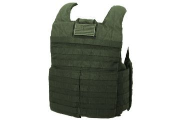 Tactical Assault Gear Rampage Releasable Armor Carrier SM/MD Ranger Green 812451