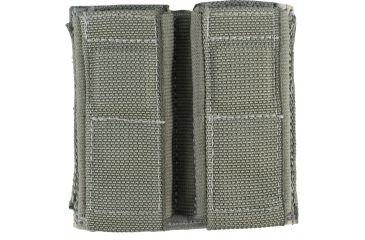 1-TAG MOLLE Enhanced Pistol Mag 2 Pouch