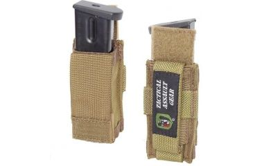 TAG Molle Enhanced Pistol Mag 1 Pouch