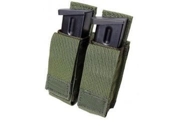 2-TAG MOLLE Enhanced Pistol Mag 2 Pouch