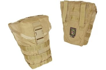 TAG MOLLE Gas Mask Pouch