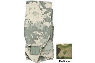 Tactical Assault Gear MOLLE M16 Mag 2 Pouch Multicam 812018
