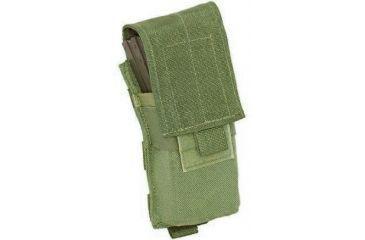 Tactical Assault Gear MOLLE M16 Mag 2 Pouch Ranger Green 812016