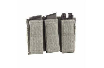 1-Tactical Assault Gear MOLLE Enhanced Pistol Mag (3) Pouch
