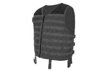 Tactical Assault Gear MOLLE Operators Vest, Black MOPPVBK