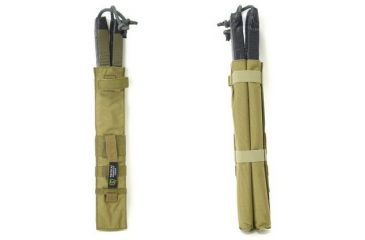 Tactical Assault Gear MOLLE Slap Charge Breacher Pouch Coyote Tan 812079