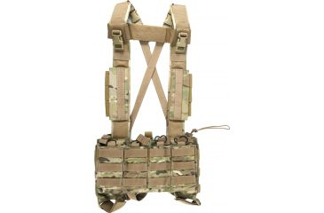 Tactical Assault Gear Phalanx Chest Rig Type 2 MOLLE Multicam 816312