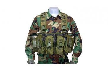 Tactical Assault Gear Rifleman Chest Rig, Multicam 812335
