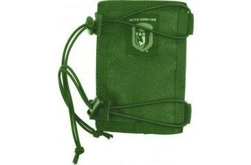 Tactical Assault Gear Tactical Arm Band w/Zippered Compartment - Ranger Green 811813