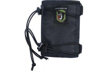 Tactical Assault Gear Tactical Arm Band Zippered Compartment - Black 811811