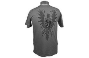 Tactical Assault Gear TAG War Eagle Shirt LG Black 956230