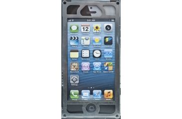TactiCall Alpha 1 iPhone 5 Case, All Polished TCAP1-P