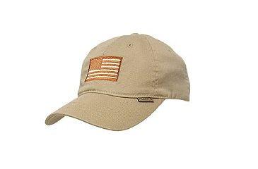 Tactical Assault Gear American FLEXFIT Hat (L/XL) Tan AFH-L-CT