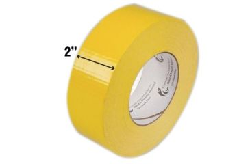 TAG Duct Tape 2inx60 yards Yellow 147709