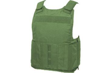 Tactical Assault Gear Havoc Armor Plate Carrier Vest, Extra Large - Ranger Green - 812396