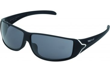 Tag Heuer Racer Sunglasses, Sand Polished Frame/Black Temples, Grey Outdoor Lens 9204-101