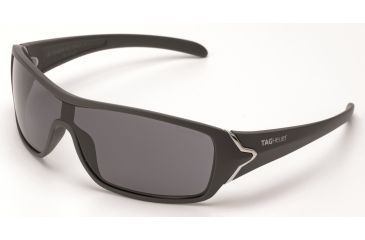 Tag Heuer Racer Sunglasses, Sand Polished Frame/Black Temples, Grey Outdoor Lens 9206-101