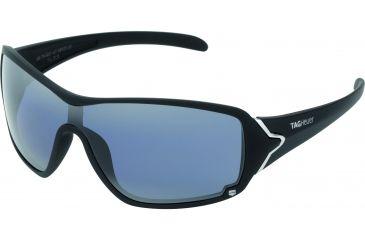 Tag Heuer Racer Sunglasses, Sand Polished Frame/Black Temples, Watersport Lens, Polarized 9201-401