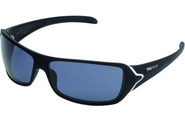 Tag Heuer Racer Sunglasses, Sand Polished Frame/Black Temples, Watersport Lens, Polarized 9202-401