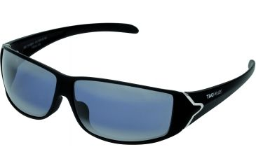 Tag Heuer Racer Sunglasses, Sand Polished Frame/Black Temples, Watersport Lens, Polarized 9204-401