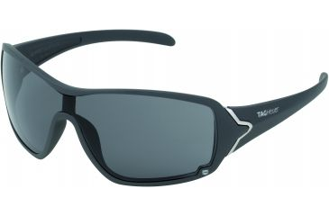 Tag Heuer Racer Sunglasses, Sand Polished Frame/Grey Temples, Grey Outdoor Lens 9201-103