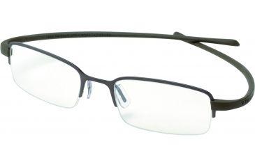 Tag Heuer Reflex Eyeglasses, Brown Frame/Havana Temples, Clear Lens 3203-003